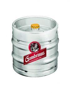 Gambrinus Nepasterizovaná 10, světlé výčepní pivo