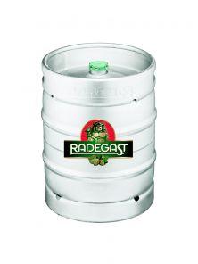 Radegast Rázná 10, světlé výčepní pivo