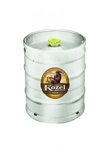 Velkopopovický Kozel 10, světlé výčepní pivo