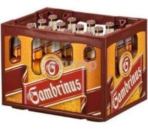 Gambrinus Originál 10, světlé výčepní pivo