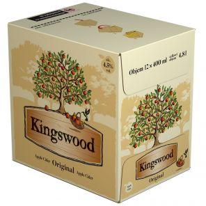 Kingswood, cider